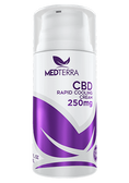 Medterra CBD Rapid Cooling Cream 250MG CBD