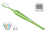 Paro exS39 Extra Sensitive Toothbrush with Interspace Brush F - #714