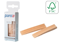 Paro MICRO-STICKS - 96 Pack of Wooden Sticks - Ultra Thin
