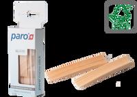 Paro MICRO-STICKS - 96 Pack of Wooden Sticks - Ultra Thin
