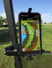 SX500 Golf Cart Mount