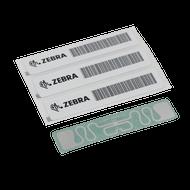 Zebra Advanced RFID Label, Paper, 4 X 3; TT, Z-Perform 1500T, Coated, Permanent Adhesive, 3in Inner Core, 400/Roll, 2/Box
