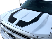 2016 Silverado Rally Edition Hood Stripes