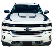 2016 Silverado Hood Stripe Accent Kit