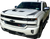 2016 2017 Silverado Hood Stripe Graphics