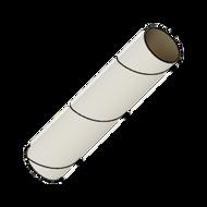 "Semroc Body Tube #5 2.5"" Long (same: BT-5-25)   SEM-ST-5250 *"