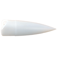 Rocketarium Plastic Nose Cone for BT-60   ROC-PNC-60R