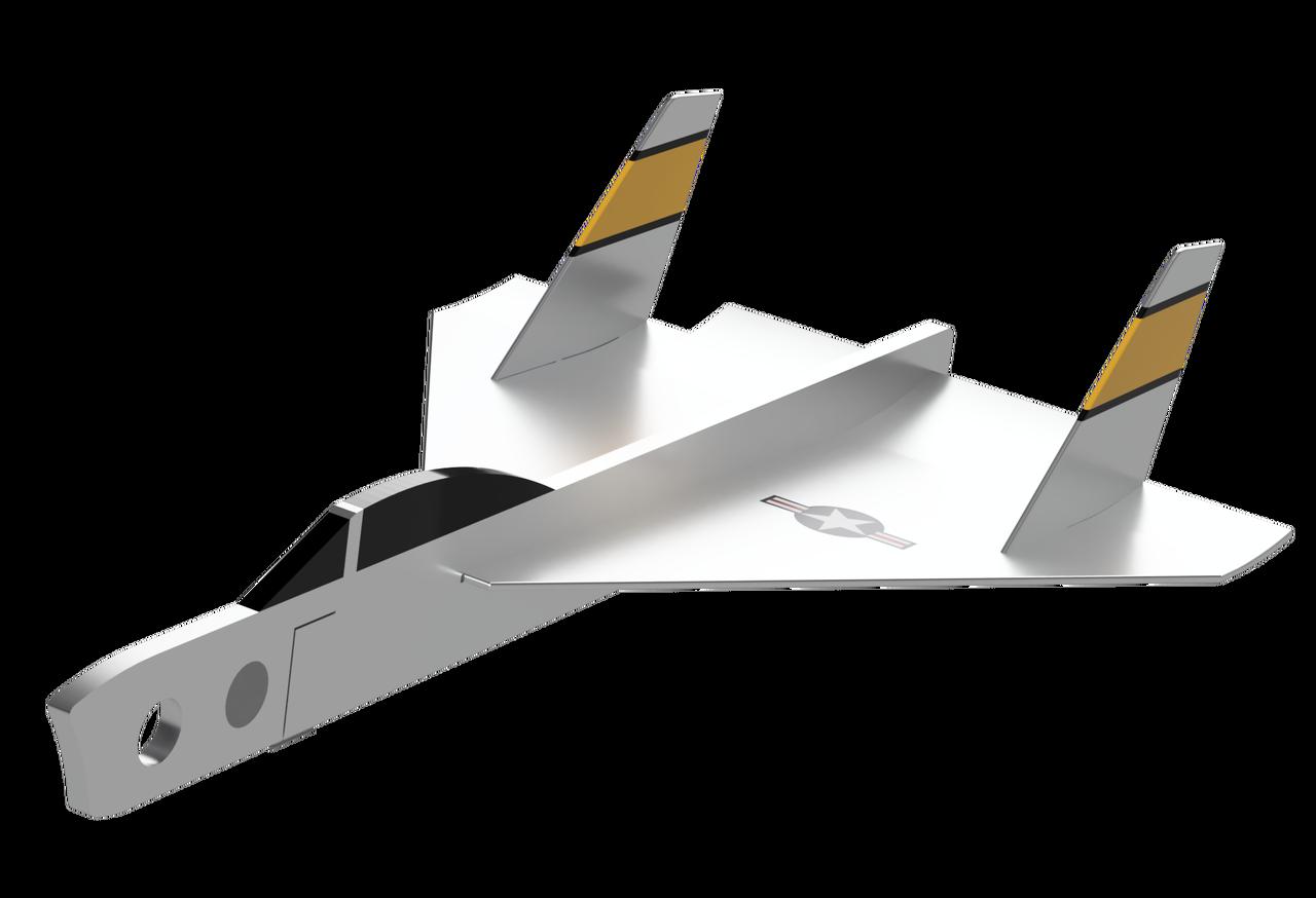 Semroc Flying Model Kit Sabre™ Parasite Glider KN-7
