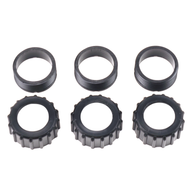 Estes Accessories Motor Retainer Set 18mm Set of 3  3187 **