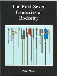 Book The First Seven Centuries of Rocketry by Peter Alway  SAT 172
