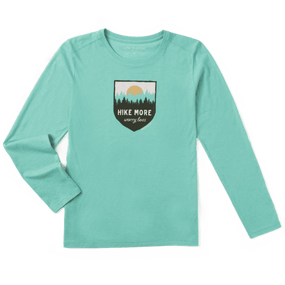 WMNS L/S COOL HIKE MORE