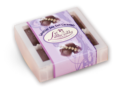 4-piece box Lavender Sea Salt Caramels