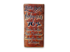 Little Lillie Mini Madagascar 70% Bean to Bar Dark Chocolate