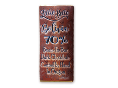 Little Lillie Mini Boliva 70% Bean to Bar Dark Chocolate