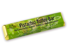 Pistachio Toffee Bar