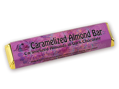 Caramelized Almond Bar