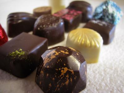 12 piece Mixed Chocolates
