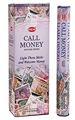 Hem Call Money Incense Sticks 20gr