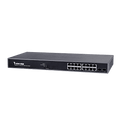 Vivotek AW-GEV-184B-250 16-Port VivoCam Web Smart Managed PoE Switch