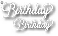 Tutti Designs Word Set - Birthday Die (Tutti-229)