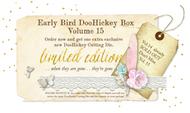 Magnolia Stamp DooHickey Club Vol. 15 Limited Edition - PreOrder