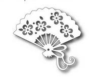 Tutti Designs- Oriental Fan Craft Die (Tutti-275)