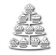 Tutti Designs- Cupcake Stand Craft Die (Tutti-282)