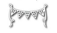 Tutti Designs- Party Banner Craft Die (Tutti-288)