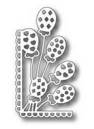 Tutti Designs- Balloon Corner Craft Die (Tutti-289)