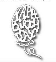 Tutti Designs- Happy Birthday Balloon Craft Die (Tutti-293)