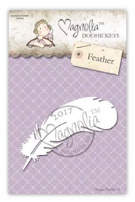 Magnolia Stamps DooHickey - Business 2017 - Feather