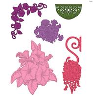 Heartfelt Creations Classic Petunia Bouquet Die
