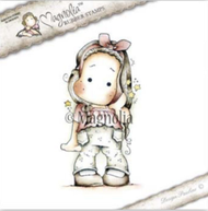 Magnolia Stamps - Get Well - Hurts Tilda