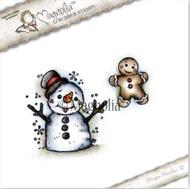 Magnolia Stamps - Christmas Party - Snowman Kit