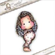 Magnolia Stamps - Christmas Party - Divine Angel Tilda