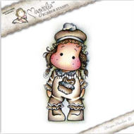 Magnolia Stamps - Christmas Party - Gingerbread Tilda