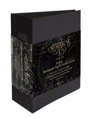 Graphic 45 Staples Tag & Pocket Album - Black Rectangle