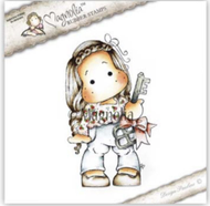 Magnolia Stamps You Are Invited - My Own Key Tilda
