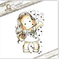 Magnolia Stamps You Are Invited - Tilda Throws Away Hearts