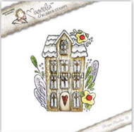 Magnolia Stamps You Are Invited - My Home
