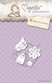 Magnolia DooHickey - You Are Invited - Baby Accessories