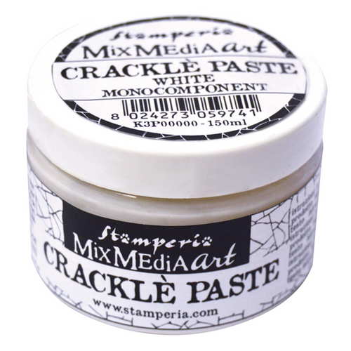 Stamperia - Crackle Paste