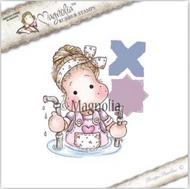 Magnolia Stamps Fixer Upper - Plumber Tilda and Tiles