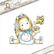 Magnolia Stamps Tilda In Wonderland - Wonderland Tilda