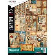 Ciao Bella - Repubbliche Marinare - A4 Creative Pad