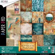 Ciao Bella - Repubbliche Marinare - 12 x 12 Scrapbooking Paper Pad