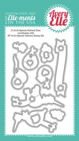 very Elle Elements - Special Delivery Ellements Die (D-16-03)