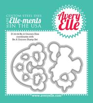 very Elle Elements - Be A Unicorn Ellements Die (D-16-04)
