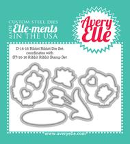 Avery Elle Elements - Ribbit Ribbit Die (D-16-16)