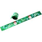 Christmas Theme  Fun Slap Bracelets 8 pc pack .31 each pc